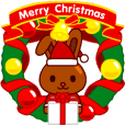 Chocolate Rabbit Christmas/Animated