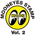 MOONEYES STAMP Vol. 2