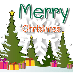 Merry Christmas. & Happy New Year 2019 – LINE stickers | LINE STORE