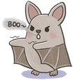 Biboo the Cute Little Bat