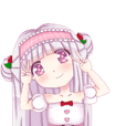 Soft Ruby Maid (Animated)