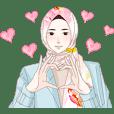 Hijab Hits: Ara (Sachet)