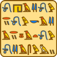 Daily Egyptian Hieroglyphs (Japanese)