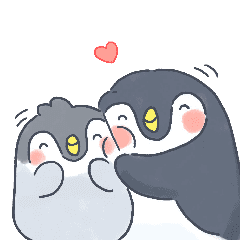 Hoshio and Little Penguin