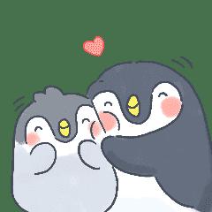 Hoshio and Little Penguin