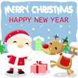 Happy Christmas & New Year