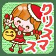 【クリスマス&お正月❤限定】つなげる文字