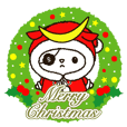 Christmas and special winter Sticker