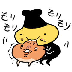 Tempura Ninja & Samurai with bread