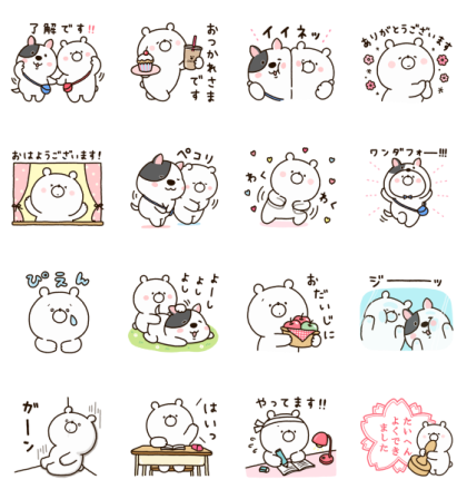 Girly Bear×shinkenzemi