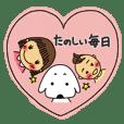 Joyful Days Sticker