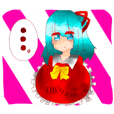 夜桜ちゃんの会話スタンプ