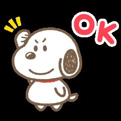 Snoopy: Round Boy