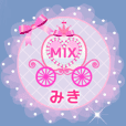 Name version of past works MIX #MIKI