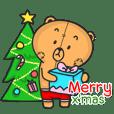 หมีจนคริสต์มาส