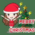 น้องแตงไทย เมอรี่คริสต์มาส