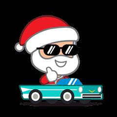 Santa Claus Expressions [Fun Pack]