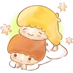 Little Twin Stars: Onomatopoeia Stickers