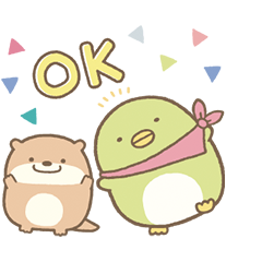 Sumikkogurashi Kawauso and Sumikko