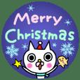 ねこるん クリスマス&お正月