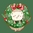 ハリネズミのこじょぴー -クリスマスver-