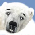 Chaos Animal Sticker5 winter ver