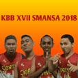 KBB XVII SMANSA 2018