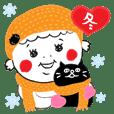 Chan-Natsu Winter ver.