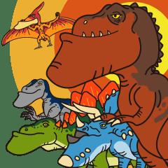 戽斗恐龍-重返地球全新登場