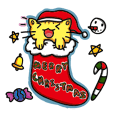 MI MEOW CAT Christmas