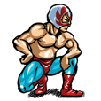 A man From the country of Lucha Libre 2