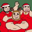 聖誕節體育熊大哥