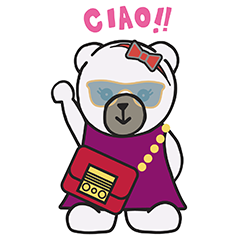 Icon Character [FURLA BEAR]