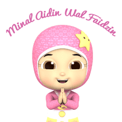 cute muslimah Mica