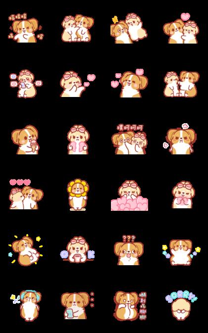 柯基犬卡卡 - 情侶日常篇(2) ♪
