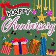 背景が動く 誕生日とお祝い&季節イベント