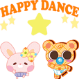 Chocucu Bear (happy happy dance)