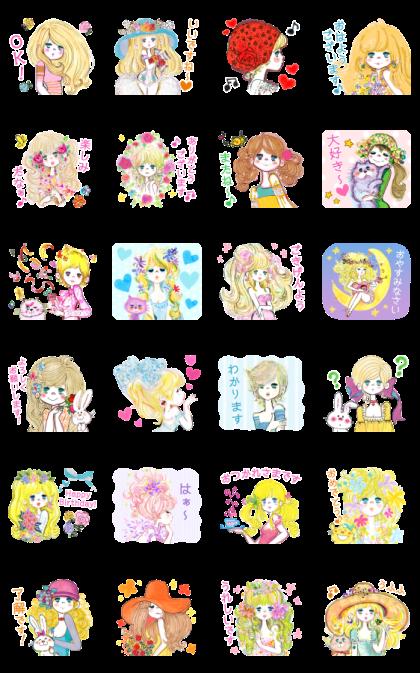 Mizumori Ado Pop-Up Stickers