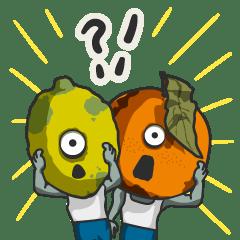 水果殭屍-世間水果情