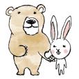 HAYASHI CLINIC Study group bear & rabbit