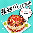 HASEGAWA-Name Special Sticker-