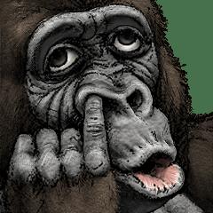大猩猩!大貼圖!