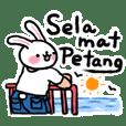 Rabbit in Malaysia!!