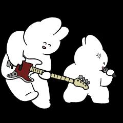 搖滾兔子 ROCK初登場