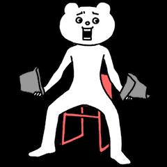 異常激動☆賤萌熊(Betakkuma)4