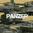 military sticker panzer