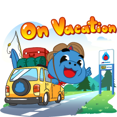 Godji On Vacation