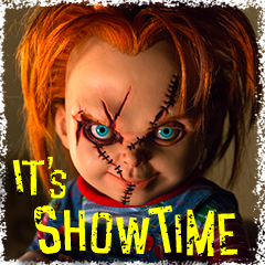 Chucky Horror Stickers
