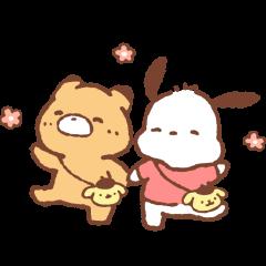 三麗鷗明星×小玉米花 溫馨友好篇