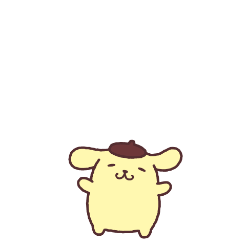 Pompompurin Moving Backgrounds